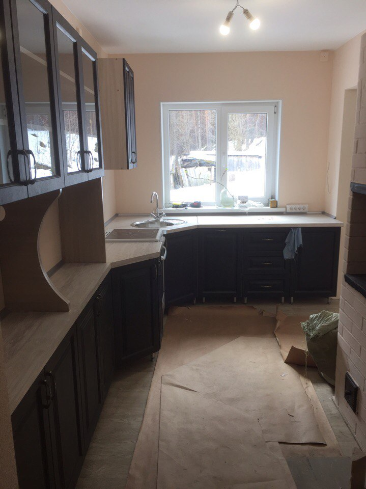 Кухня угловая Модель-4