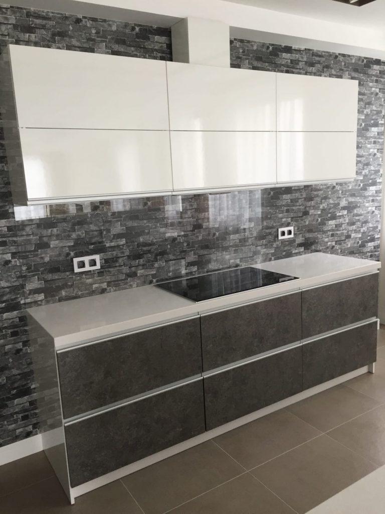Прямая кухня Модель-2